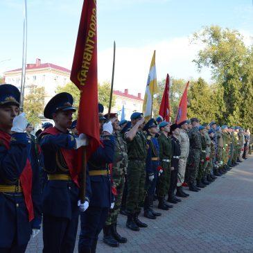Краевая военно-спортивная игра «Орленок» вновь собрала юнармейские команды Ставрополья