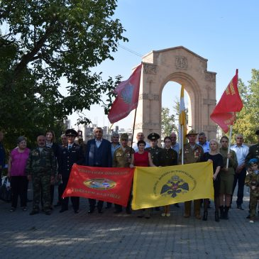 «Боевое братство» Ставрополья реализует проект «Великая Победа объединяет народы»