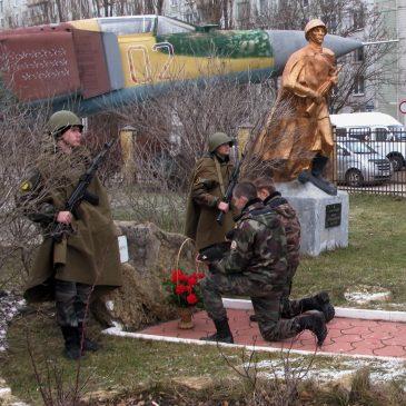 Кадетская школа им. генерала Ермолова — декабрь 2019