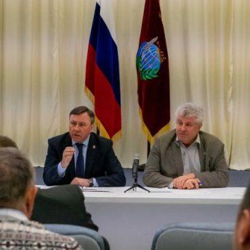 В Подмосковье прошло заседание Центрального Совета «БОЕВОГО БРАТСТВА