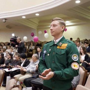 Награждение добровольцев Ставропольского края