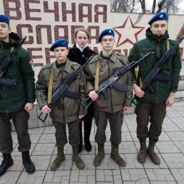 77-летие освобождения Апанасенковского района от фашистских захватчиков