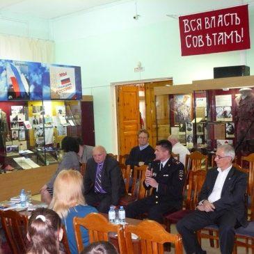 Опыт сохранения исторической памяти о Великой Отечественной войне