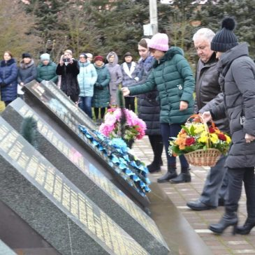77-я годовщина освобождения Степновского района от немецко-фашистских захватчиков