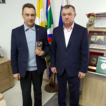 Встреча с генералом Павлом Соловьевым