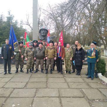 Школьники Ставропольского края приняли участие в патриотическом автопробеге