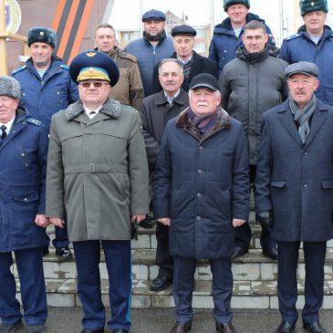 «Боевое братство» в Общественной палате Ставрополья