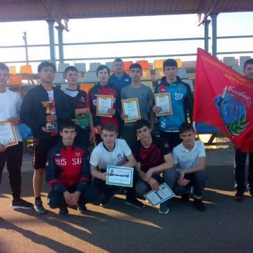 Соревнования в Левокумском районе