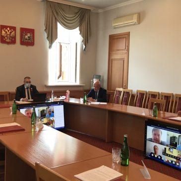 Вениамину Госкандеру и Владиславу Духину присвоили звания Почетного гражданина города Ставрополя