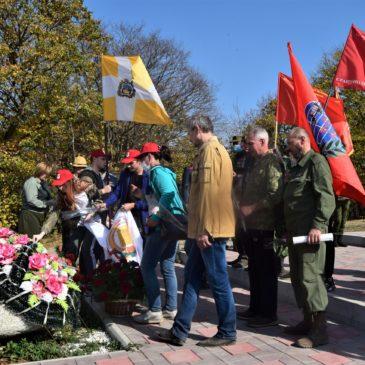 ПО ПЕРЕВАЛАМ ФРОНТОВ (КБР, октябрь 2020 года)